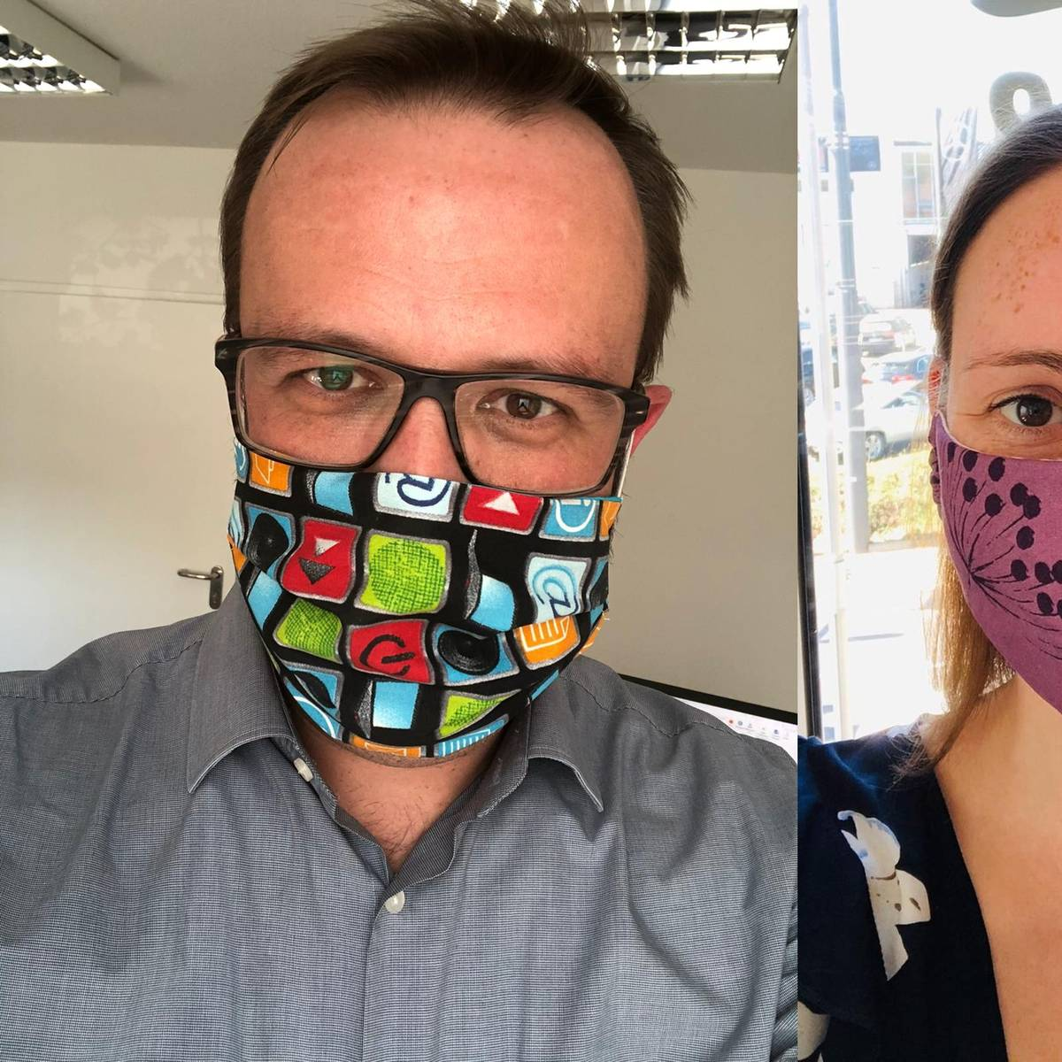 Contra Maskenpflicht