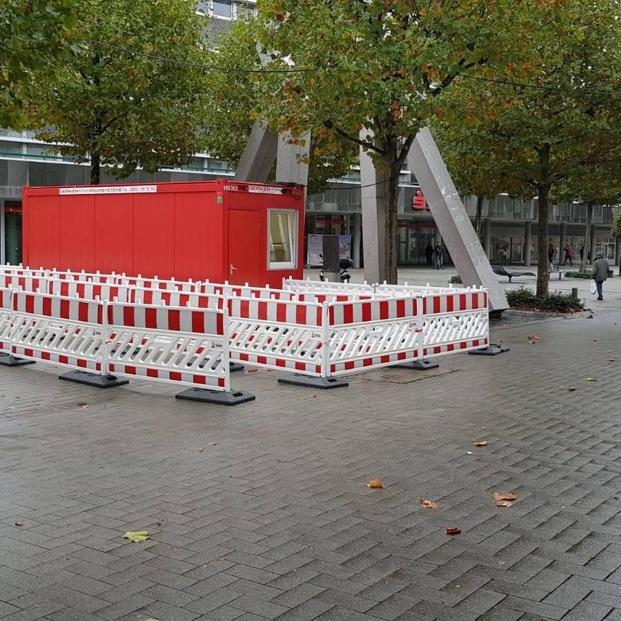 Corona Testzentrum Wuppertal